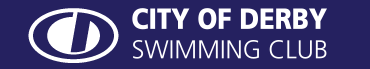 City of Derby Swimming Club Logo
